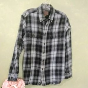Outdoor life flannel shirt